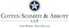 Cotten Schmidt & Abbott, L.L.P.
